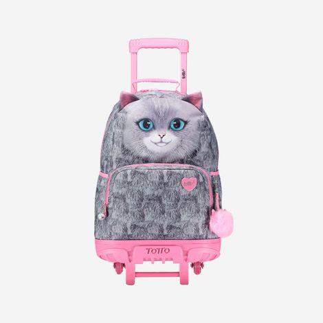 Mochila-ruedas-bomper-para-nina-grande-gatito-meow-estampado-4en-Totto