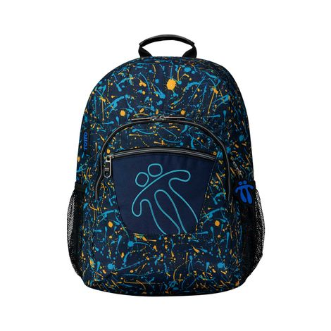 Morral-Mediano-estampado-Acuarela-azul-splatty