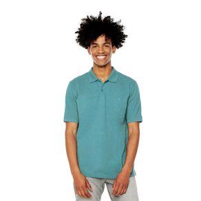 Polo-para-Hombre-Basica-Spencer-azul-brittany-blue