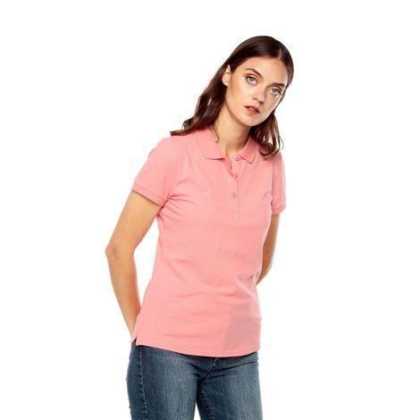Polo-para-Mujer-Chechi-rosado-flamingo-pink