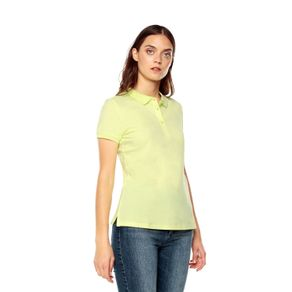 Polo-para-Mujer-Chechi-verde-pale-lime-yellow
