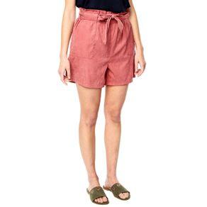 Short-para-Mujer-con-cinturon-Batur-terreo-dusty-cedar