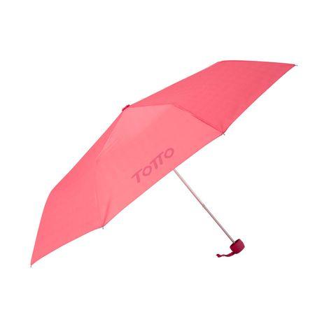 Sombrilla-Impermeable-con-Forro-y-Estuche-Sombri-rosado-aguacero